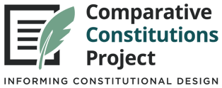 Comparative Constitutions Logo