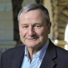 Ambassador Karl Eikenberry Head Shot